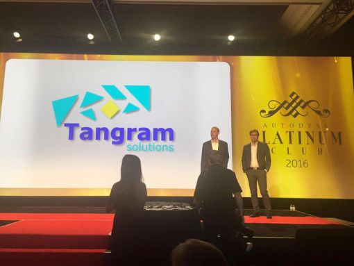 Foto Premio Tangram