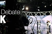 Cómo se hizo el debate electoral en 8K
