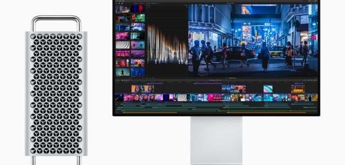 NOTICIA: Apple anuncia nuevo Mac Pro y monitor 6K HDR